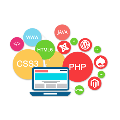 Website Designing & web application Development slider image